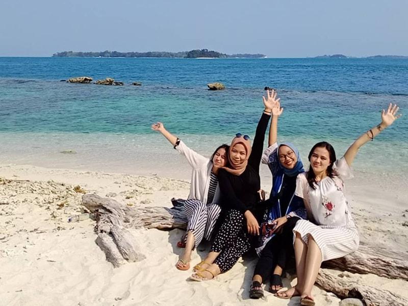 travel grup pulau harapan