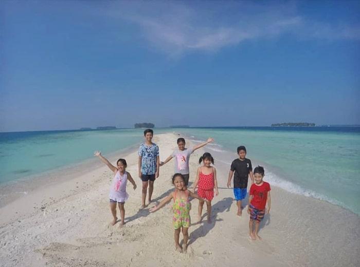 pulau harapan anak-anak