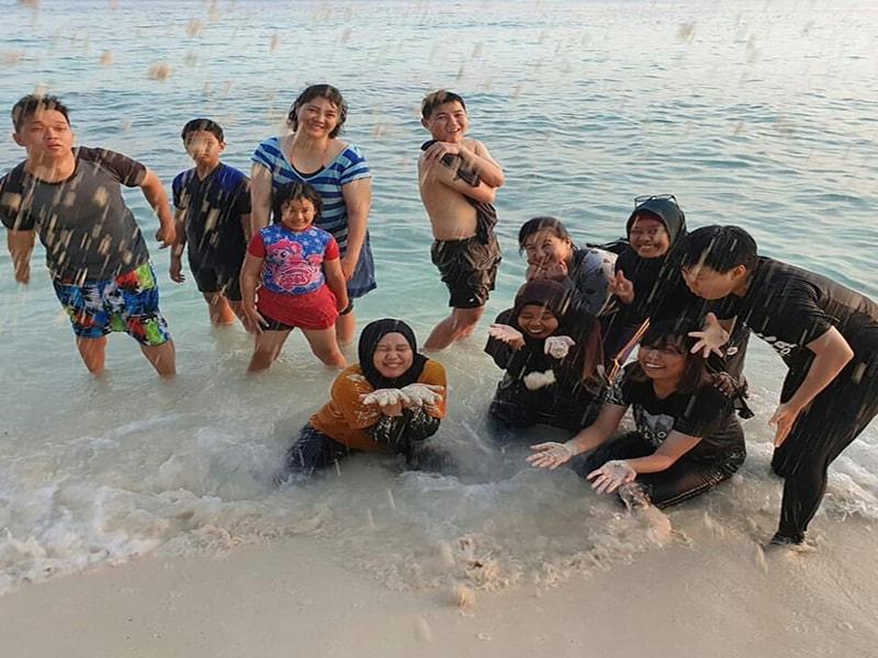 liburan pulau harapan jakarta