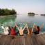 liburan ke pulau harapan