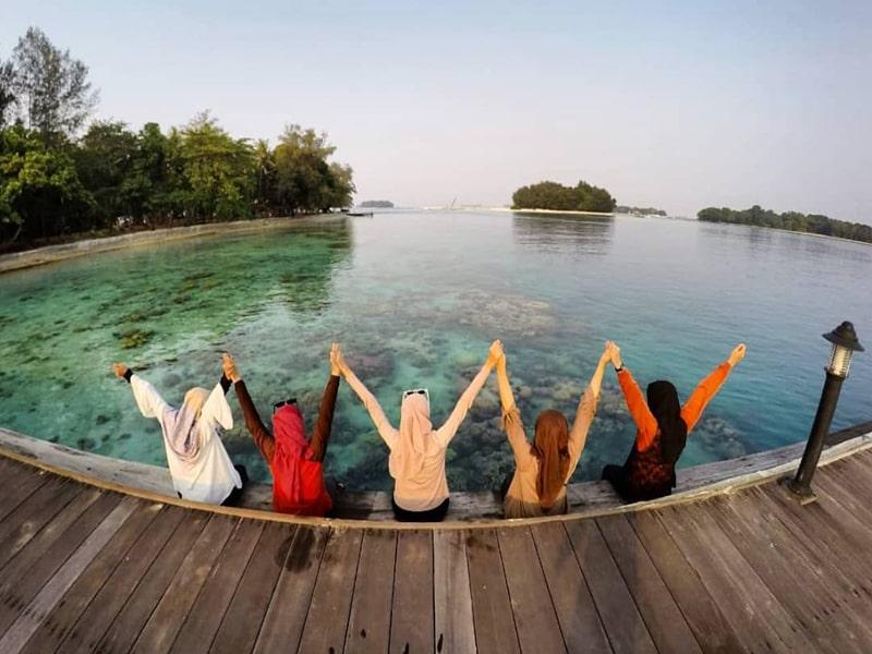 Trip Pulau Harapan, Ternyata Ini Deretan Pesonanya