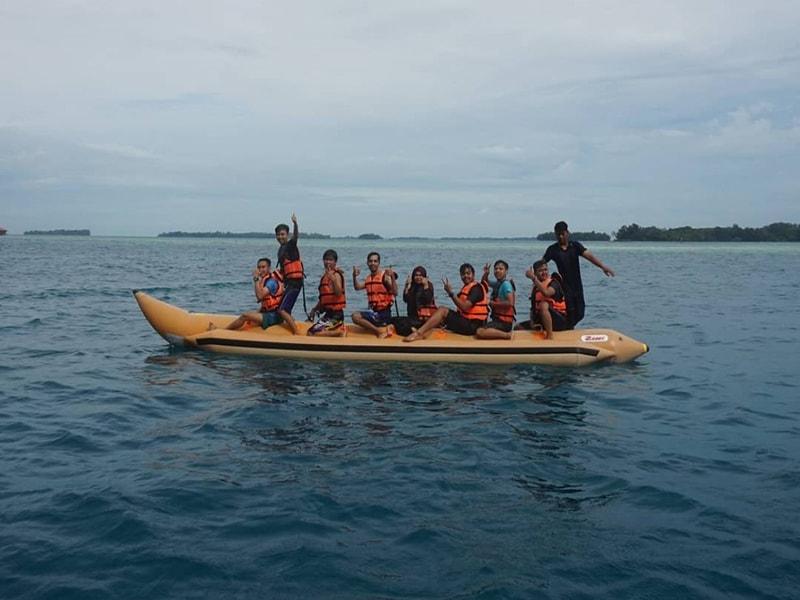 water sport pulau harapan jakarta